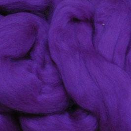 Lontwol Licht paars