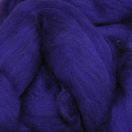 Lontwol Donker paars