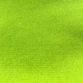 Wolvilt Licht groen