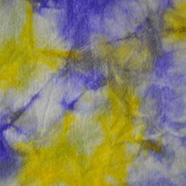 Sprookjesvilt Paars/geel/wit