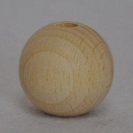 Houten kralen 4 mm t/m 25 mm