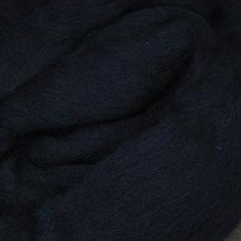 Lontwol Zwart