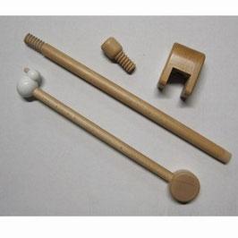 Mobielhouder hout
