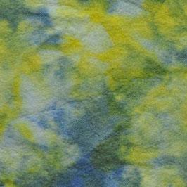 Sprookjesvilt Groen/geel/blauw