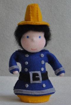 Brandweerman Bram