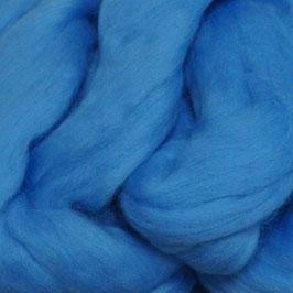 Lontwol Licht blauw