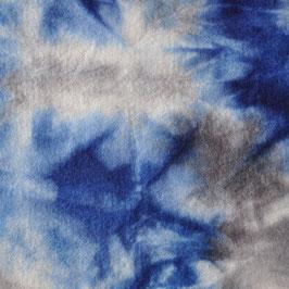 Sprookjesvilt Blauw/grijs/wit