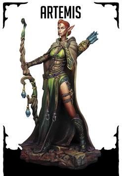 """Artemis, """"light arrow"""""""