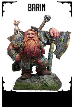 Barin, the Protector