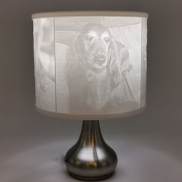 Lithophane Lampe