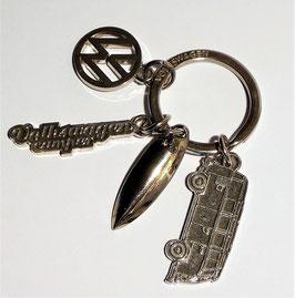 VW Schlüsselanhänger mit Charm