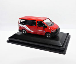 Volkswagen T5, H0, 1:87, Bus AIR ZERMATT, (45 260 1200)