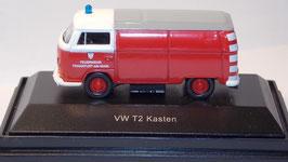 VW Bulli T2 Feuerwehr - Frankfurt am Main