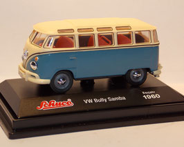 Schuco VW T1 Bulli Samba 1960 1:87
