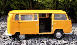 VW Bus Classic T2 , WELLY , 1:34