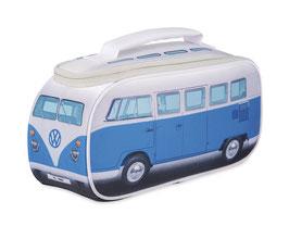 VW T1 Bus Brotzeittasche,kleine Kühltasche - rot (OL0175-BL)+2 kl. Kühlakkus