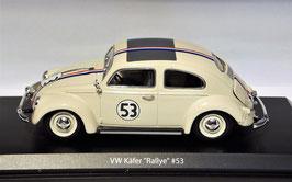 "Schuco  1:32 VW Käfer ""Rallye"" 53"