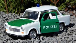Trabant 601, Polizei  1:30