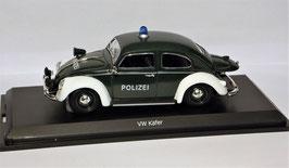 Schuco 1:32 VW Käfer Polizei
