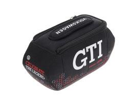 VW GTI 3D NEOPREN UNIVERSALTASCHE - SECHSECK/SCHWARZ (GTINE42)