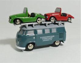 Schuco Piccolo VW T1 Bus Kleinschnitt (450519300)