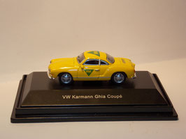 VW Karmann Giha Coupe´, Schuco 1:87