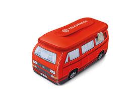 VW T3 BUS 3D NEOPREN UNIVERSALTASCHE - rot ( T3NE41)