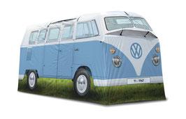 VW T1 BUS GROSSES CAMPINGZELT (4 PERS.) - BLAU, (OL0179-BL)