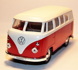VW Bus Classic - WELLY - 1:34