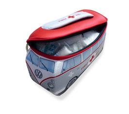 VW Bulli Verbandtasche mit Erste-Hilfe Set (BUNE70-KIT)