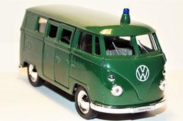VW Bus Einsatzwagen - WELLY - 1:34