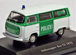 Volkswagen T2 Polizei