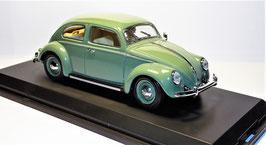 """VW Käfer grün """"ovales Heckfenster"""""""