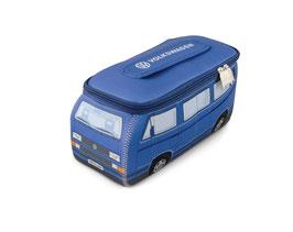 VW T3 BUS 3D NEOPREN UNIVERSALTASCHE - BLAU ( T3NE42)