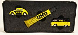 Schuco Piccolo UHU Set, VW T1 und Käfer  (05206)