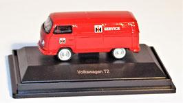 """VW T2a """"IHC Servive"""",Schuco, 1:87"""