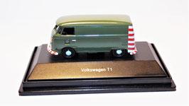 """Schuco H0, VW T1 Transporter """"Rheinbahn"""""""