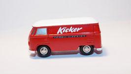 """Schuco Piccolo, VW T1 Kasten """"Kicker Sportmagazin"""""""