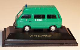 VW T3 Bus Polizei, Schuco, 1:87