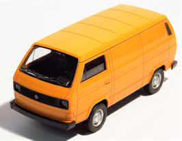Volkswagen T3 Van, Orange