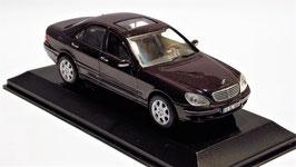 Mercedes-Benz S-Class, 1:43