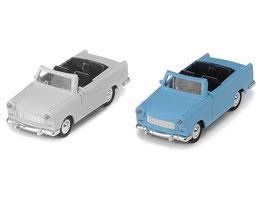 "Trabant 601, Limousine ""Cabrio"" 1:30"