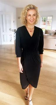 Kleid in Wickeloptik MOSS COPENHAGEN