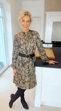 Kleid MOSS CPH zebra