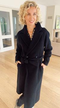Mantel SET schwarz