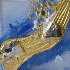 Kunstwerk Freude JAAA Nr. 11*Artwork Joy YEEES No. 11