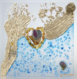 KUNSTWERK Freude JAAA Nr. 33*ARTWORK Joy YEEES No. 33