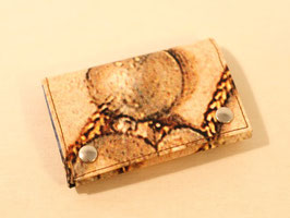 Krötenbeutel - Perlen