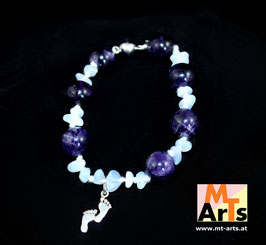 "Armband ""Milky Dream"""