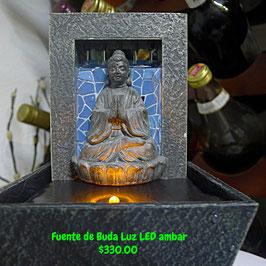 fuente luz led  Figura  Buda